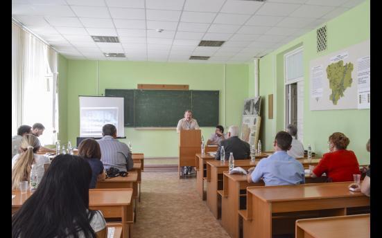 1я научно-практическая конференция «Малые реки волгоградской агломерации»